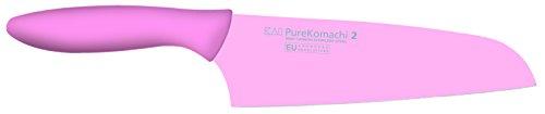 Kai-Europe-Komachi-2-Cuchillo-santoku-15-centmetros-color-rosa
