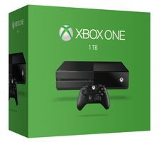 Xbox One Console With 1TB Hard Drive without Kinect - Black