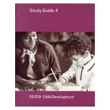 Child Development: Study Guide 4