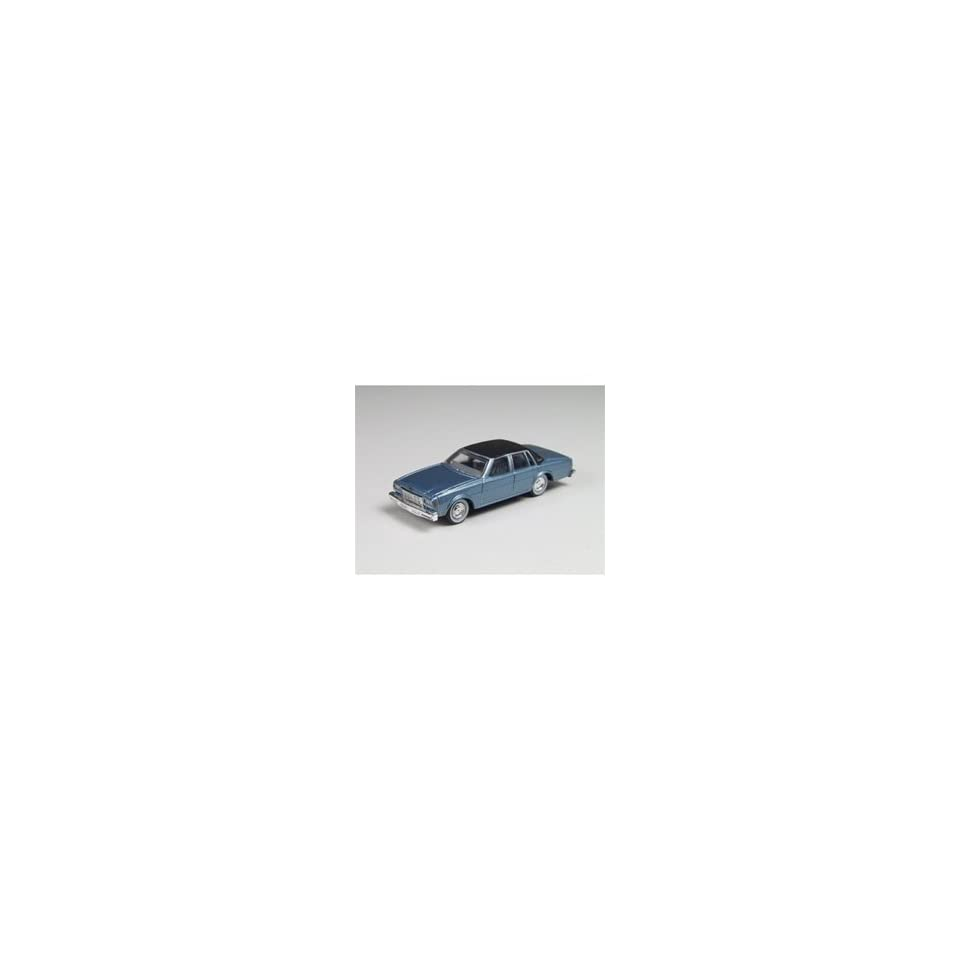 30185 Classic Metal Works HO 1978 Chevy Impala, Light Blue by