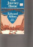 The Journey Home: Some Words in Defense of the American West (0525037004) by Edward Abbey
