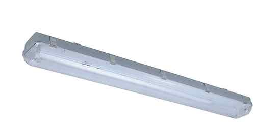 Vaporlight 4' T-8 Fluorescent Vapor Proof Light and Wet Location Fixture Fits F32T8 (Can Light Cover Wet Location compare prices)