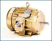 Baldor Em3665T General Purpose Ac Motor, 3 Phase, 184T Frame, Tefc Enclosure, 5Hp Output, 1750Rpm, 60Hz, 208-230/460V Voltage