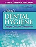 img - for Clinical Companion Study Guide for Mosby's Dental Hygiene: Concepts, Cases and Competencies, 2e book / textbook / text book
