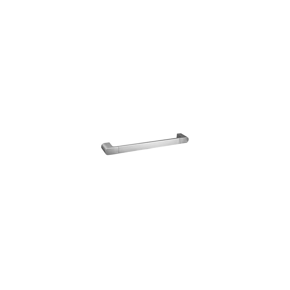 Aquabrass 6103PC PC Polished Chrome Bathroom Accessories 24 Single Towel Bar