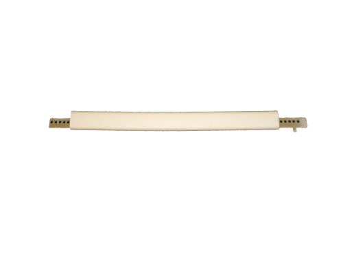 Cardinal Gates Mid-Extension For Kids Edge Metal-Backed Hearth Guard, Ivory front-923776
