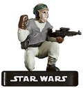 Star Wars Miniatures: Rebel Commando Strike Leader # 18 - Alliance and Empire