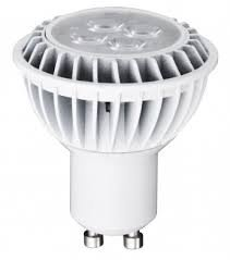 Pack Of 10 Led Spot Light Gu10-7W With Cul Certificatoon-Dimmable