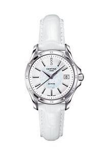 Certina Ladies'Watch XS Analogue Quartz C004,210,66,116,00 Leather