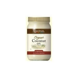 Spectrum Essential Organic Coconut Oil Body Care