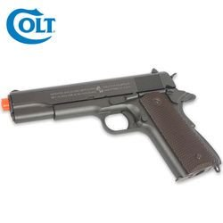 Colt 1911 Co2 Blowback Airsoft Pistol Full Metal Airsoft Gun from Colt