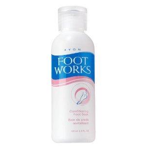 Avon Foot Works Conditioning Foot Soak