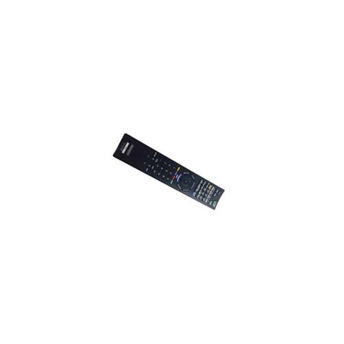 General Smart 3D Remote Control Fit For Sony Kdl-46Nx720 Kdl-40Nx715 Kdl-46Ex723 Kdl-46Ex720 Led Lcd Real Sxrd Xbr Bravia Hdtv Tv