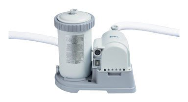 Intex 2500-Gallon Filter Pump AC 110 to 120-Volt