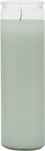 Plain White Candle - 1 Color 7 Day