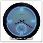 Howard Miller 625-332 Gallery Neon Wall Clock