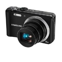 Samsung HZ30W 12.0 MP Digital camera (Black)