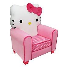 Sanrio Hello Kitty Icon Chair from Sanrio