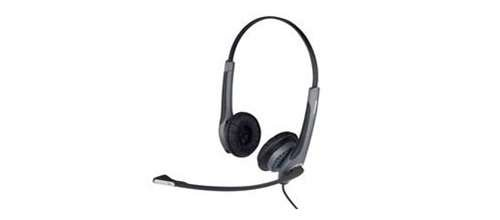 Jabra Gn2000 Duo Headset. Gn 2000 Duo Noise Cancelling Usb Uc Ph-Hd. Stereo - Usb - Wired-6.80 Khz - Over-The-Head - Binaural Snr - Semi-Open - Noise Cancelling Microphone