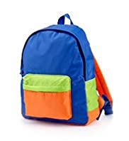 Colour Block Rucksack