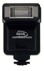 318AF Digital Slave Flash For Use For The Panasonic Lumix DMC-FS3 DMC-FS5 DMC-FS20 Digital Cameras