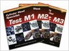 ASE Test Prep for Engine Machinists (M1-M3) Set