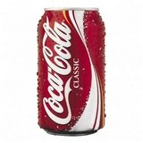 Classic Coke, 12 oz. can (CCR1000) Category: Miscellaneous Beverages and Mixes