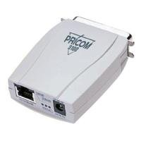 PRICOM 3100 Direct attach Parallel IPV6 10/100 Print Server