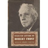 Selected Letters (0030431557) by Frost, Robert