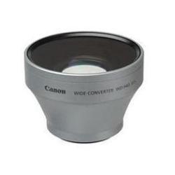 Canon WD-H43 Wide Converter For The HV20,HG10, &  HV30 Camcorder