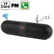 Multi-function Bluetooth Speaker With FM Radio, Support TF Card / Handsfree, F-808(Black)