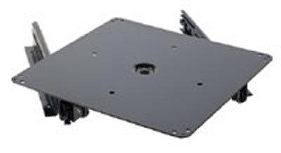Knape  Vogt 1388 Full-Extension Heavy-Duty TV Roll-out Swivel Slide BlackB0006FKSOC