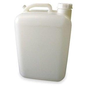 Plastic Carboy 5 Gal With Handle Amp Cap Science Lab