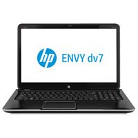 HP ENVY dv7-7243cl Notebook PC, Intel CoreTM i7-3630QM, 2.4GHz, Thoroughly HD Anti-glare LED 1080p Display, 1TB Sedulous Drive, Backlit Keyboard, 12GB RAM