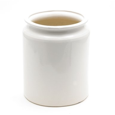 Ceramic Grey Pot (22cm)||RNWIT