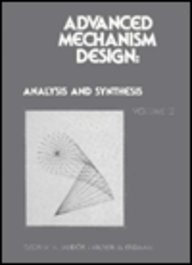 Advanced Mechanism Design: Analysis and Synthesis Vol. II