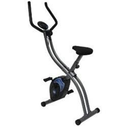 Body Champ XRB100 Magnetic X-Bike Folding Upright Exercise Bike