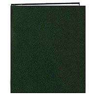 Pioneer Family Memory Album with Solid Color Cover, 8½
