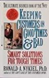 img - for Keep Cust Gd Time/bad book / textbook / text book