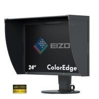 EIZO 60cm(23.8)型カラーマネージメント液晶モニター ColorEdge CG248-4K ブラック CG248-4K