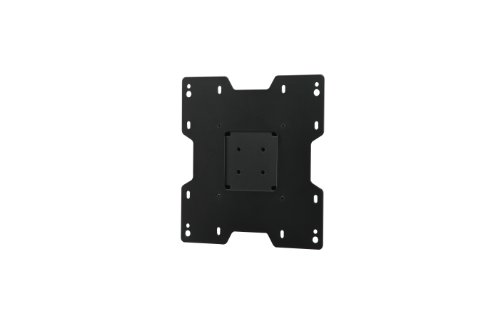 Flat Wall Mount Black For Small To Medium 22- 40 Inch Lcd Screens