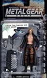 Metal Gear Solid Liquid Snake Figure – 6″