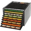 Excalibur 3926T 9 Tray Dehydrator with 26 Hour Timer - BLACK