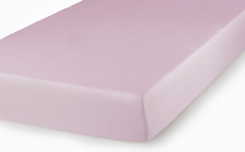 Carter's Fitted Sheet, Mid-Pink (Discontinued by Manufacturer)