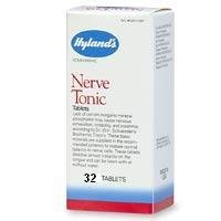 Buy Hylands Nerve Tonic Caplets - 32 Ea (Hyland's Homeopathic, Health & Personal Care, Products, Health Care, Pain Relievers, Alternative Pain Relief)