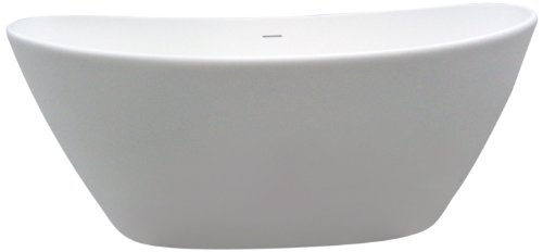 Aquatica-PureScape-748M-Matte-Freestanding-Solid-Surface-Bathtub