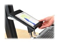 Ergotron WorkFit-S Tablet/Document Holder (97-558-200)