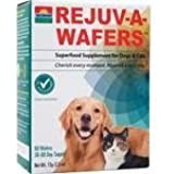 Rejuv-a-wafers - Superfood Supplement for Dogs & Cats