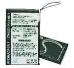 Battery for Garmin Nuvi 300 300T 310 310D 310T 350 350T 360 360T 3.7V 1250mAh