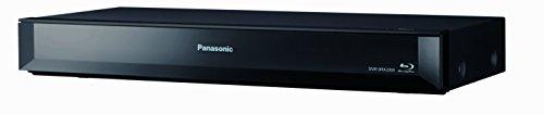 パナソニック 2TB 7チューナー ブルーレイレコーダー 全録 6チャンネル同時録画 4Kアップコンバート対応 ブラック 全自動 DIGA DMR-BRX2000